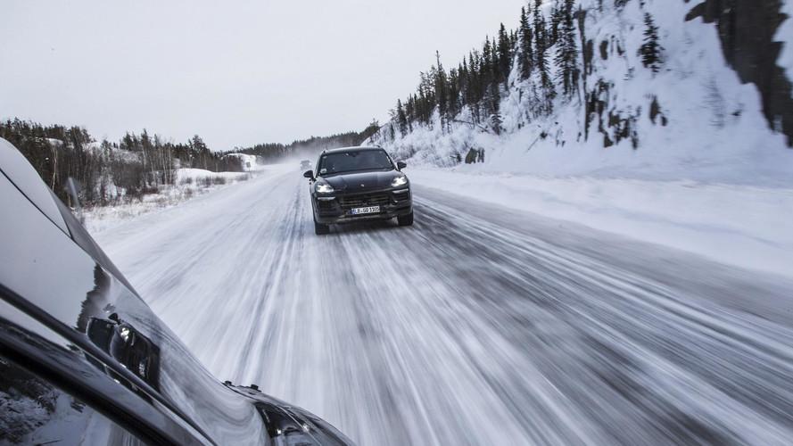 Porsche Cayenne 2018: test resistencia