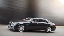 Otonom Mercedes S Serisi