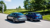 Audi A4 Avant G-Tron and A5 Sportback G-Tron