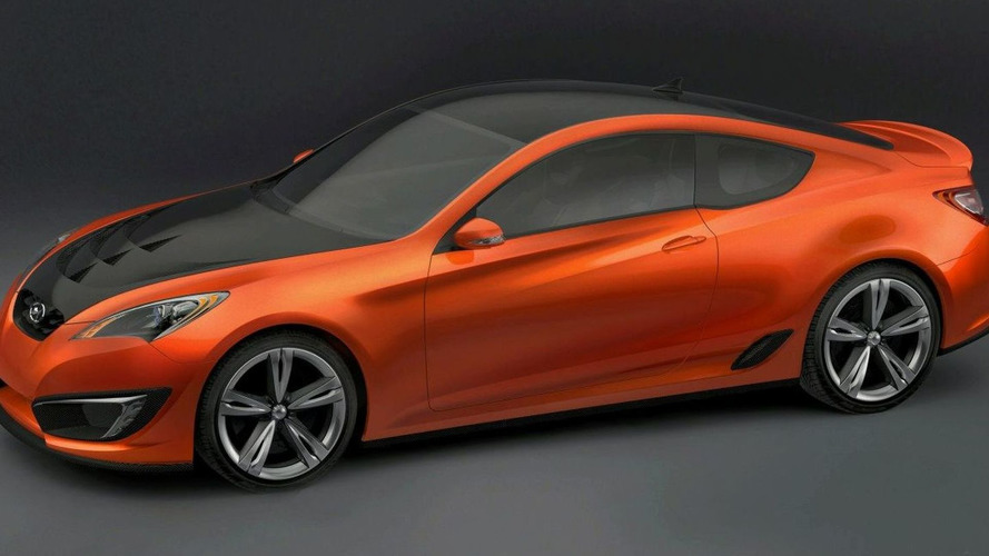 Hyundai Concept Genesis Coupe Wins Production Preview CotY award