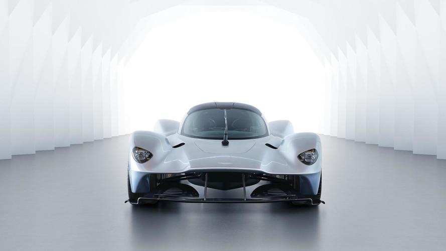 Aston Martin Valkyrie quase pronto para produção