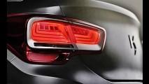 Exclusiva da China, inédita versão sedã do Citroën DS4 ganha dois teasers