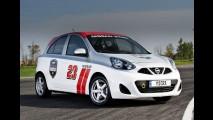 Galeria de fotos: Nissan March ganha versão de corrida no Canadá