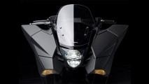 Honda apresenta conceito NM4 Vultus baseada em desenho japonês
