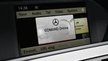 Internet no carro: Mercedes C180 Turbo ganha edição limitada com sistema Comand Online