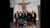 Ducati Panigale Senna de número 000 é leiloada em Mônaco