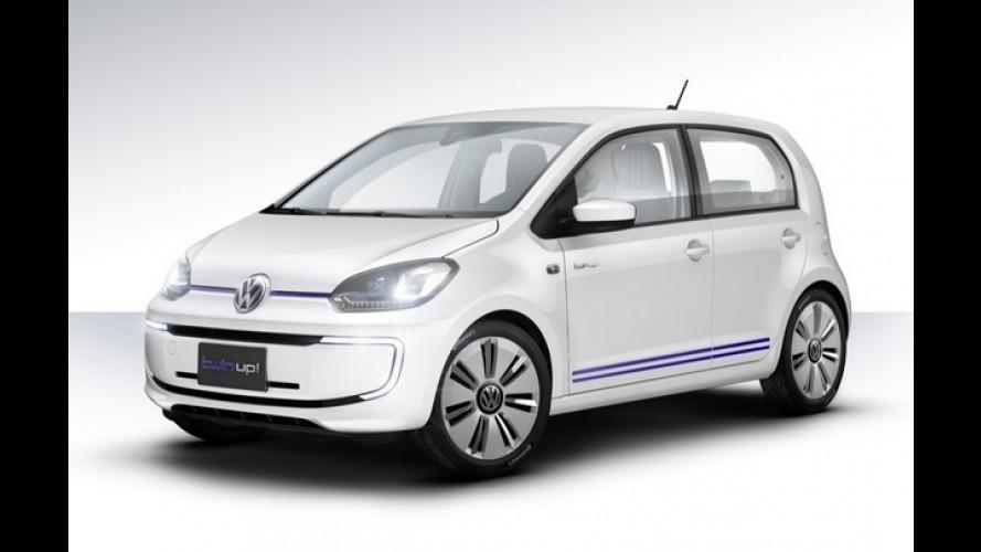 Volkswagen Twin Up! percorre 90,9 km com apenas um litro de diesel
