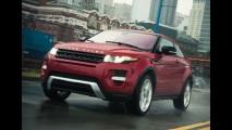 Land Rover: falha no airbag provoca recall de 40 mil Evoque e Freelander