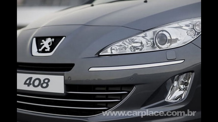 Novo Peugeot 308 Sedan - Vazam novas imagens da traseira e dianteira do 408 chinês