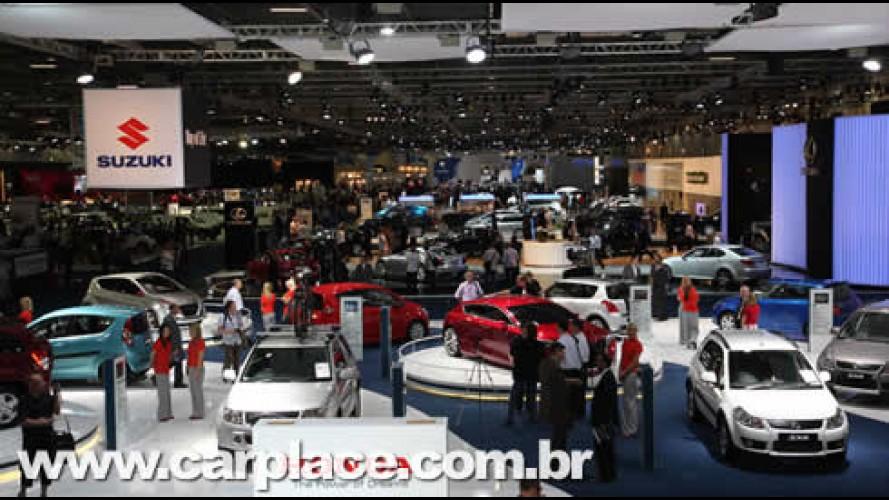 Salão do Automóvel de Londres 2010 é cancelado devido à crise financeira