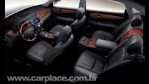 Novo Hyundai Equus 2010 - Detalhes e preços são divulgados na Coréia
