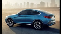 BMW apresentará versão de produção do X4 no Salão de Detroit