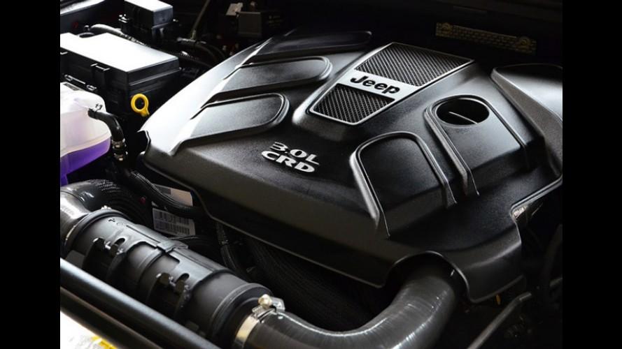 Jeep Grand Cherokee a diesel chega ao Brasil com motor 3.0 V6 de 241 cavalos e preço de R$ 219.900