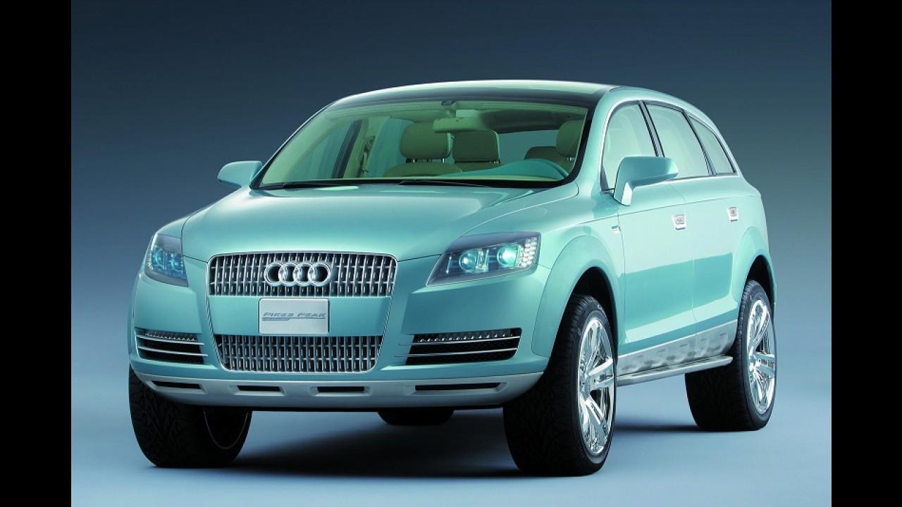 Q8? Audi lançará
