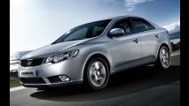 Kia faz recall de 23 mil carros no Brasil por falha nas luzes de freio