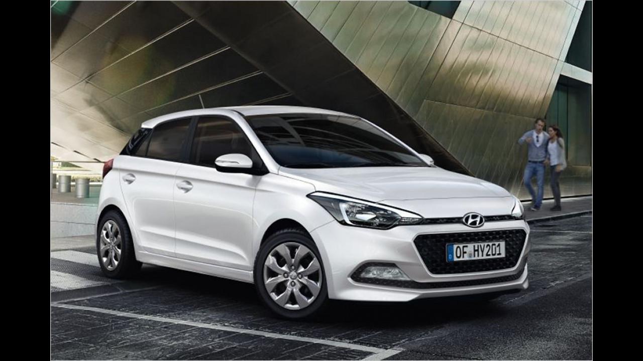 Hyundai i20 Go