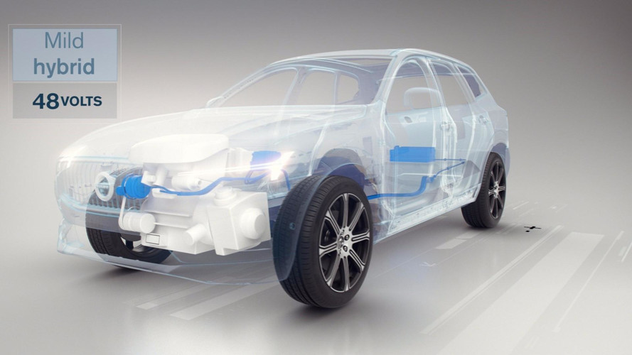 A ofensiva elétrica da Volvo