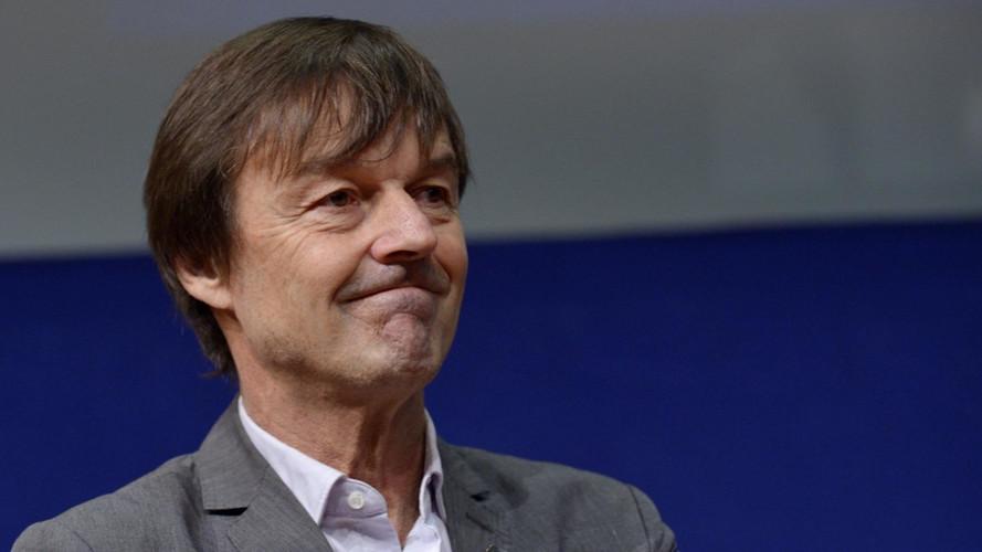 Nicolas Hulot, l'écologiste aux six voitures