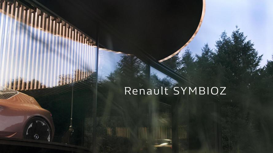Symbioz néven érkezik a Renault jövő technológiáit bemutató tanulmánya