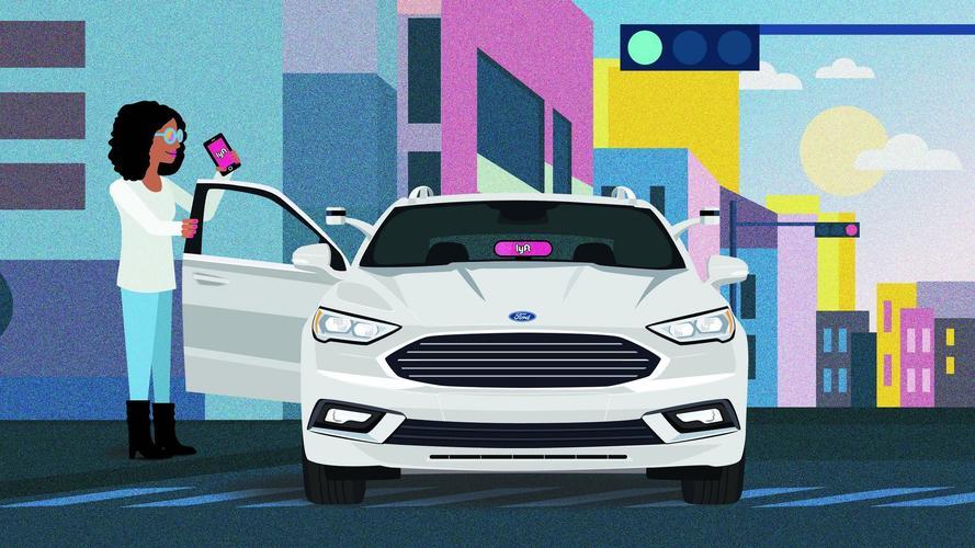 Ford, Lyft Partner On Making Autonomous Cars Mainstream