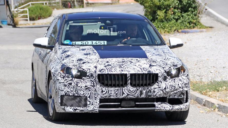2019 BMW 1 Serisi ön ızgarasını sergiledi