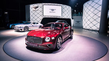 2018 Bentley Continental GT Live Debut