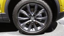 VW T-Roc R-Line ao vivo em Frankfurt