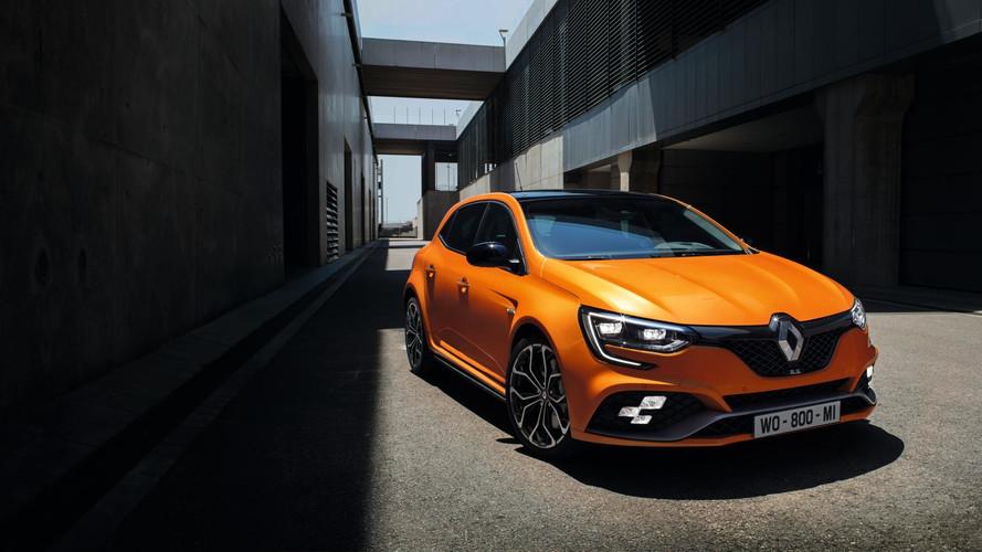 Renault Mégane R.S. 2018: galería de fotos