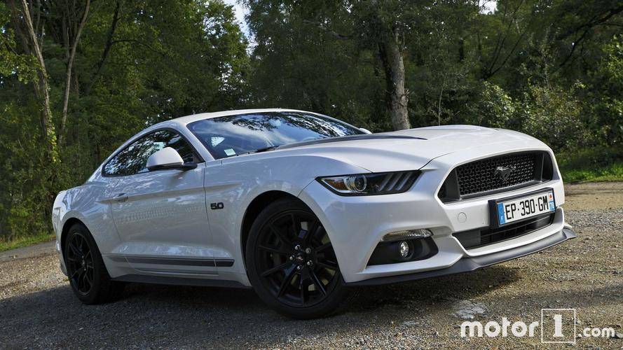 Essai - Ford Mustang V8 BlackShadow Edition