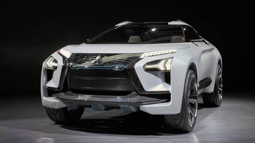 Mitsubishi e-Evolution adianta SUV que ressuscitará nome Evolution
