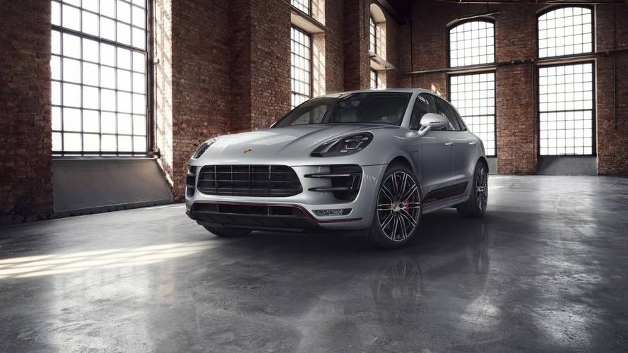 Porsche Macan Turbo Exclusive Performance Edition: más potencia y lujo