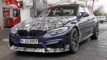 BMW M3 CS 2018 fotos espía