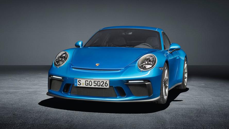 Porsche 911 GT3 Pack Touring - La 911 R de série, c'est elle !