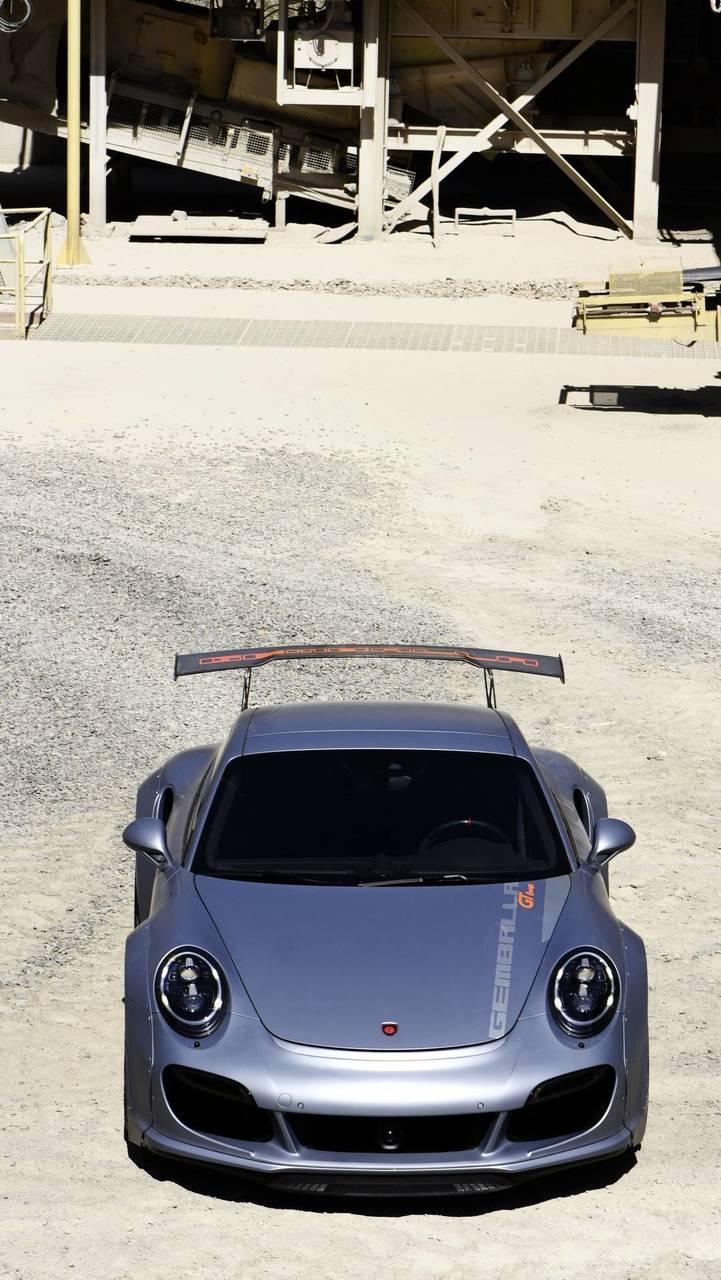 Gemballa GT concept based on Porsche 911 Turbo