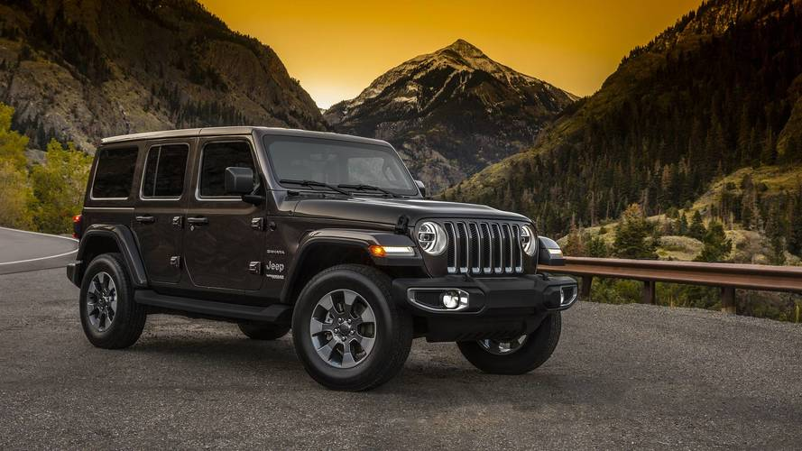 2018 jeep wrangler unlimited fuel economy numbers are out. Black Bedroom Furniture Sets. Home Design Ideas