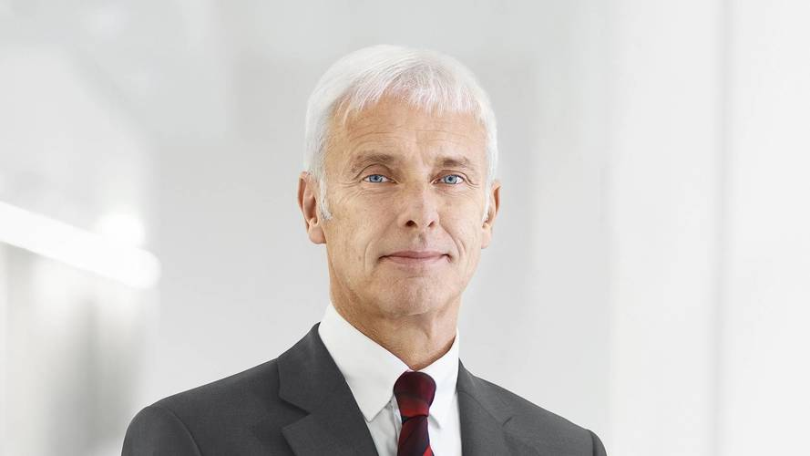 Is Volkswagen planning to oust its CEO?