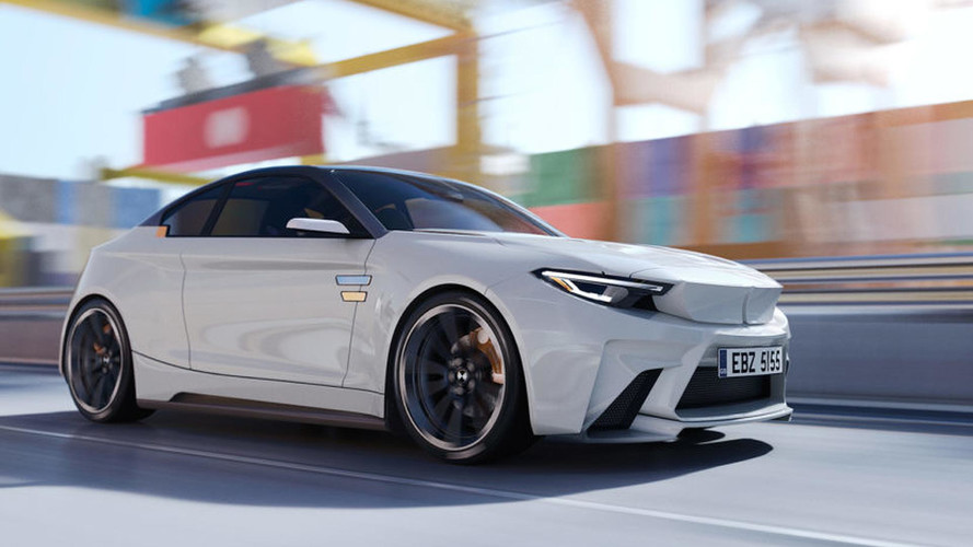 BMW iM2 tasarım yorumu hastaca fakat ilginç