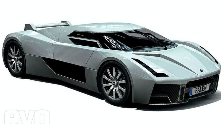 Scotland Will Produce Its Supercar, The D&H Falen