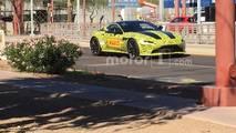 2109 Aston Martin Vantage casus fotoğrafları