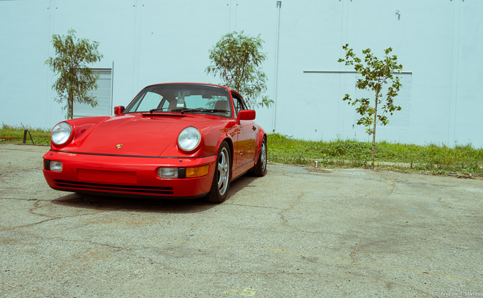 Enjoy The Overwhelming Beauty Of Luftgekühlt 3 and Its Many Porsches