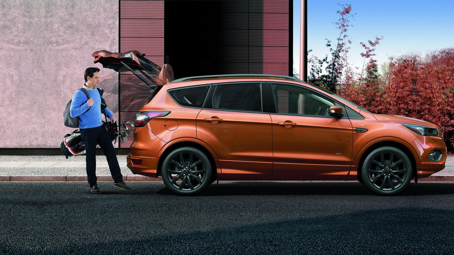 Ford Considering Performance RS SUV Models