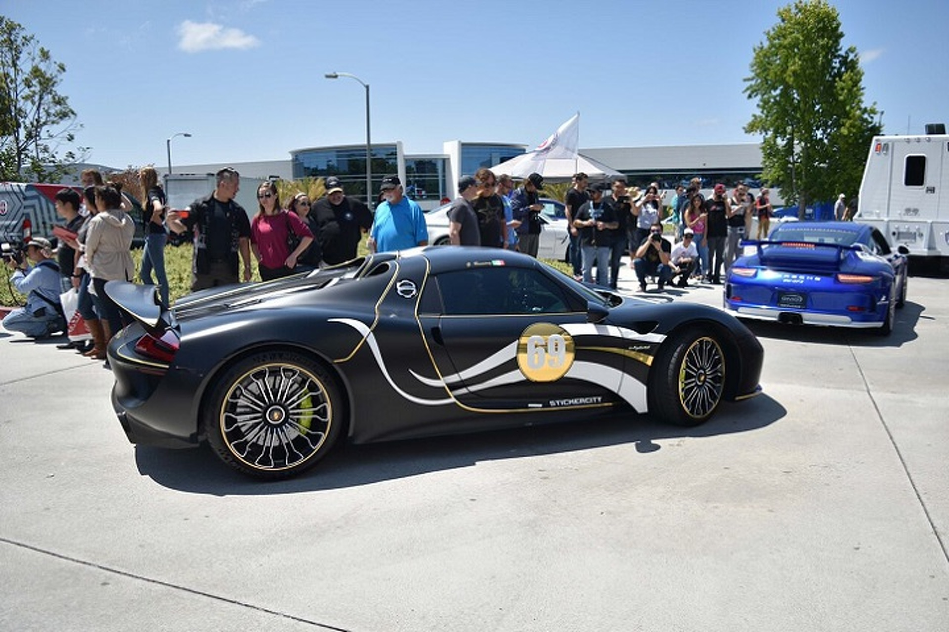 The Cars of HRE's Open House Were Beyond Cool