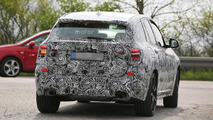 2017 BMW X3 Spy Photo