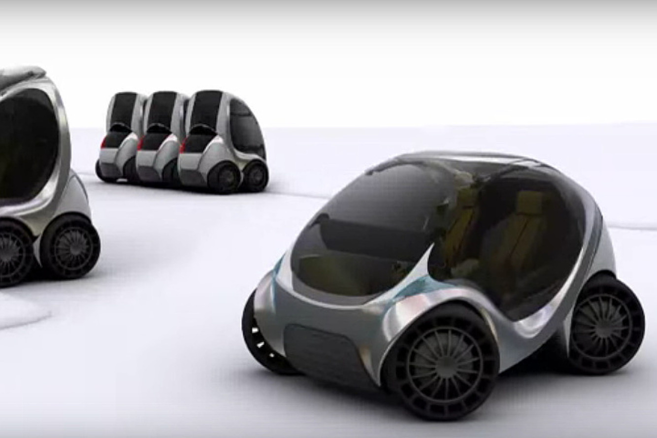 What Ever Happened to MIT's Amazing Folding CityCar?