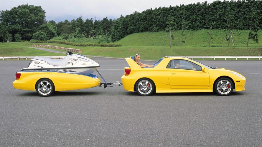 Concept We Forgot: 1999 Toyota Celica Cruising Deck