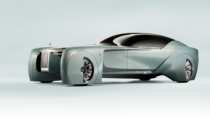 Rolls-Royce Says No To Hybrids, Yes To EVs