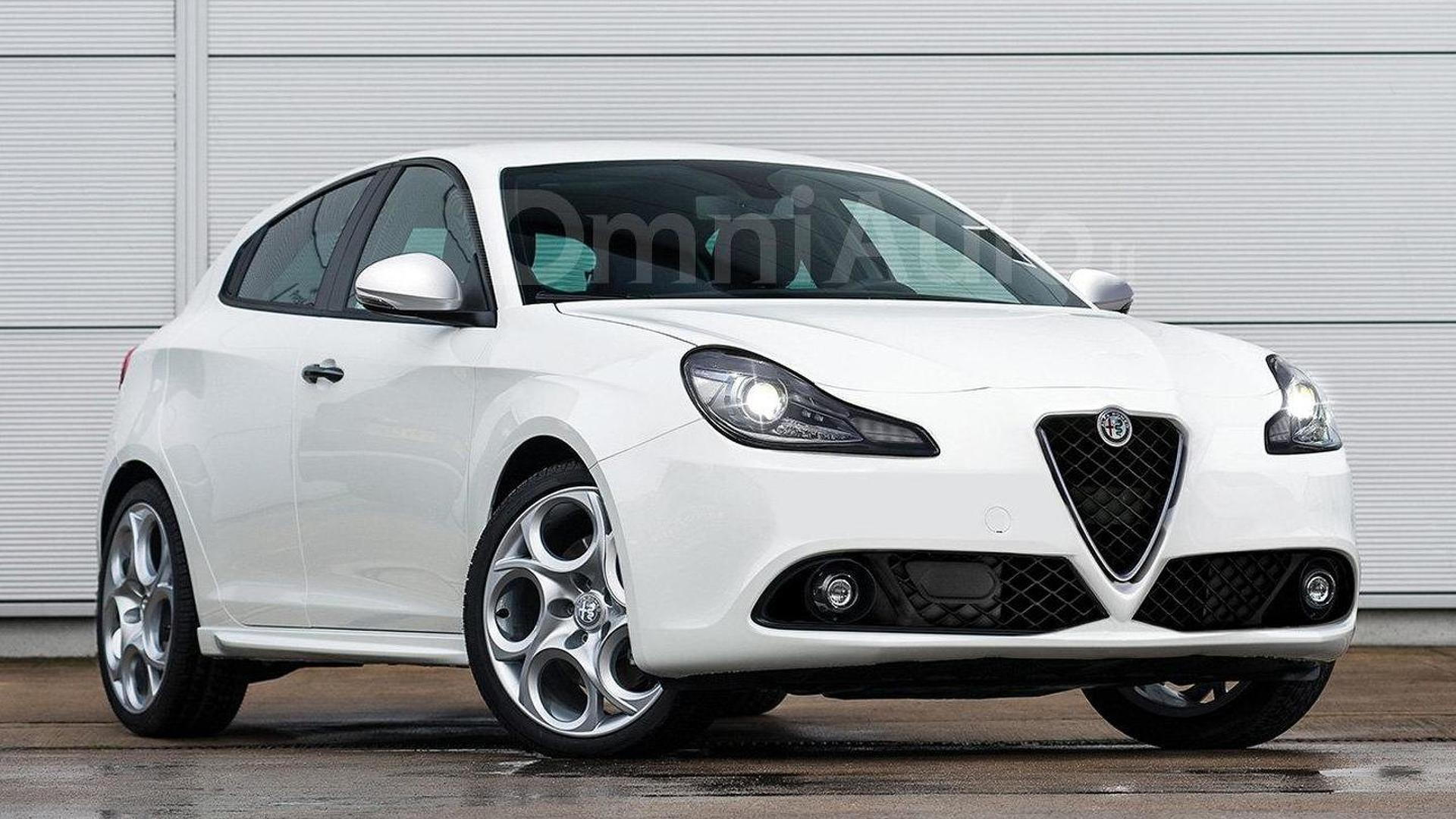Alfa Giulietta 2019 >> Alfa Romeo Giulietta facelift gets rendered