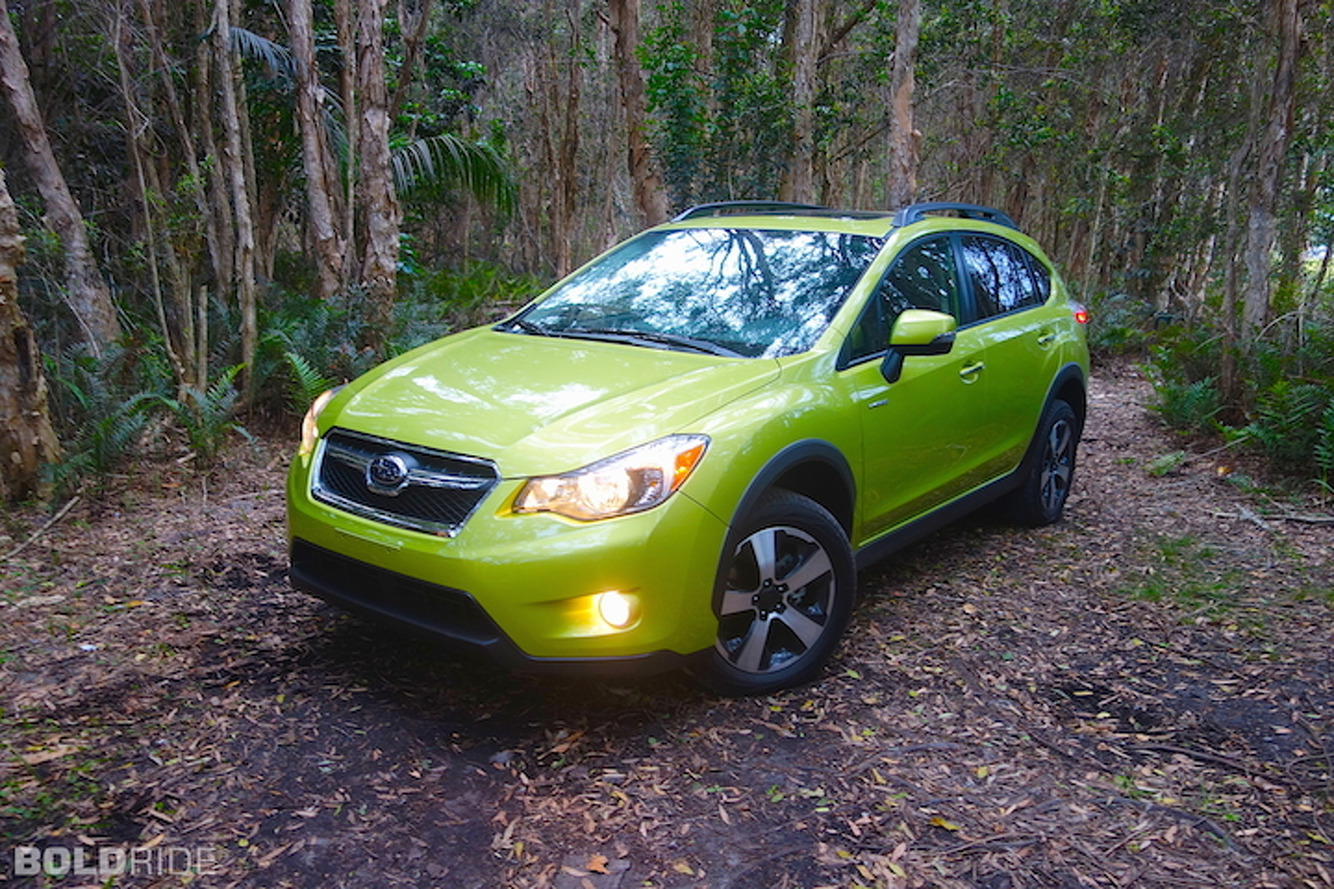 2014 Subaru XV Crosstrek Hybrid Review