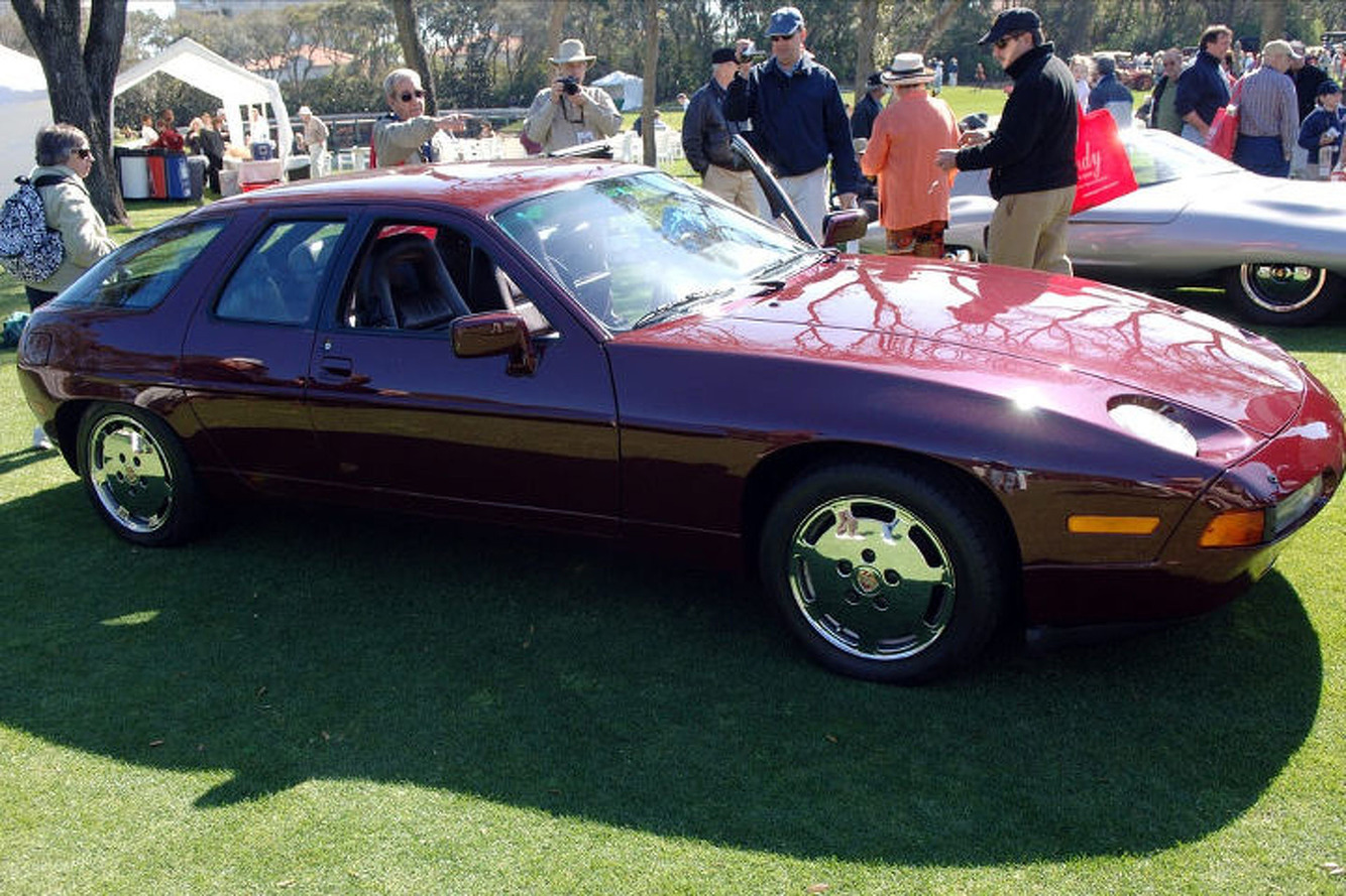Four Doors and Forced: The Porsche 928 Built For the Convertible King