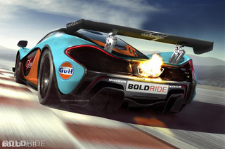 Hardcore McLaren P1 Track Version in the Works